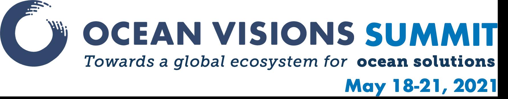 Ocean Visions Summit 2021