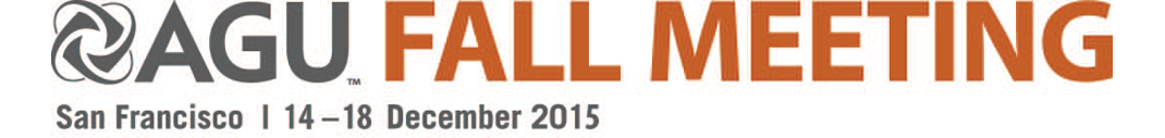 AGU Fall Meeting logo