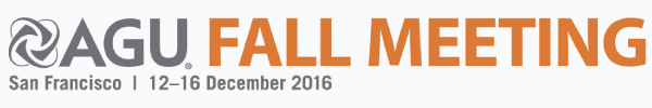 2016 AGU Fall Meeting