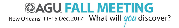 2017 AGU Fall Meeting