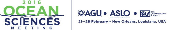 AGU login for Submission System